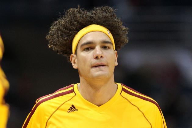 2012 NBA Trade Rumors: Should the Cleveland Cavaliers Trade Anderson Varejao?