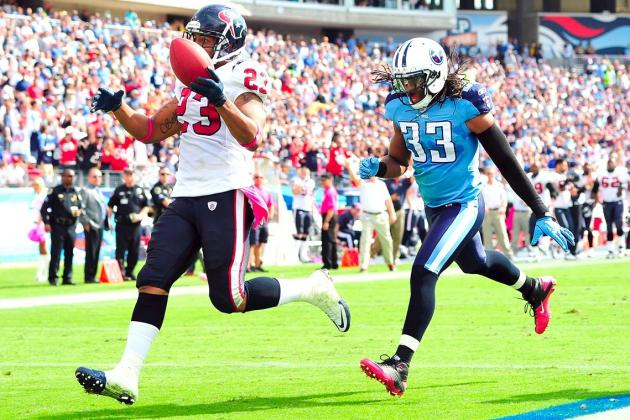 Houston Texans vs. Tennessee Titans: Live Score, Highlights and Analysis