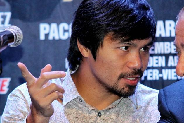 Manny Pacquiao Must Not Retire Following Fourth Bout with Juan Manuel Marquez