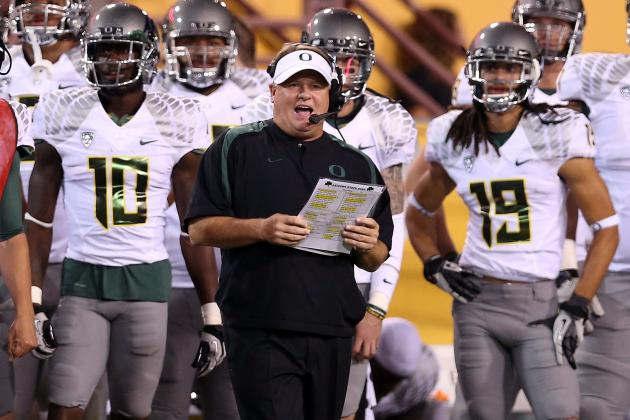 Chip Kelly: Best NFL Options for Current Oregon Ducks Head Coach