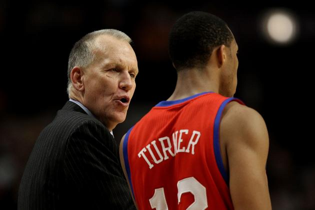 Sixers Will Have to Make Decision on Turner