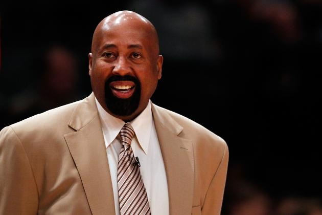 Serby's exclusive Sunday Q&A with ... Mike Woodson
