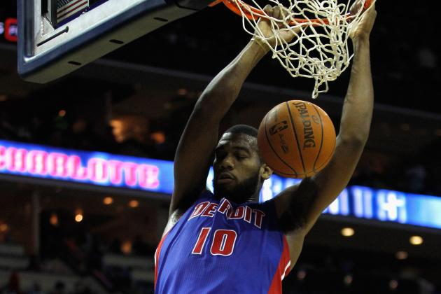 Detroit Pistons' Greg Monroe Shoulders Responsibility in Latest Loss