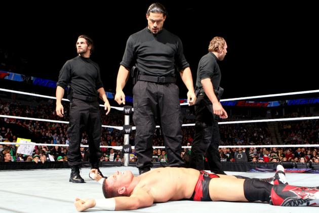 Do the Shield Need a Major WWE Superstar as a Leader to Get Over?