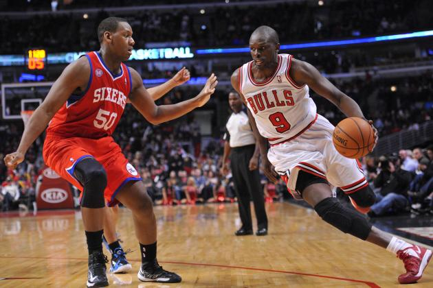 Bulls Spirited in Win over the 76ers