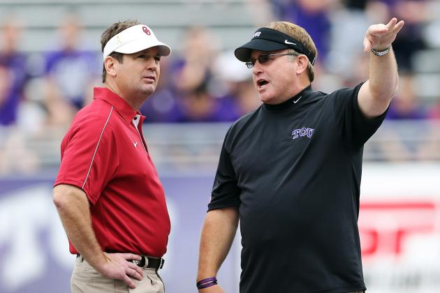 Observations from Oklahoma's Regular-Season Finale at Texas Christian