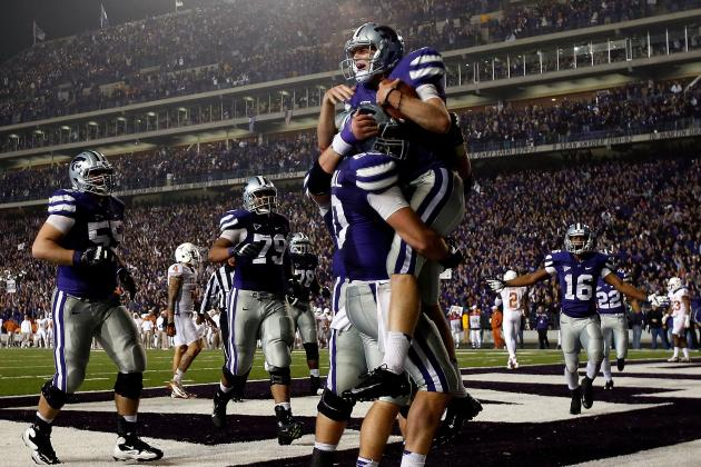 Kansas State Wins Big 12 by Slamming Texas