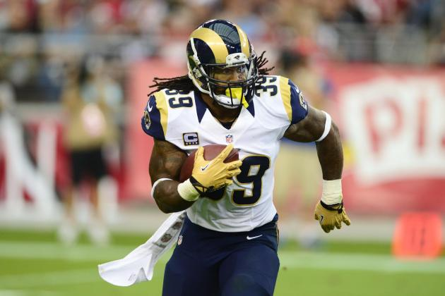 Steven Jackson's Recently High Level of Play a Coincidence?