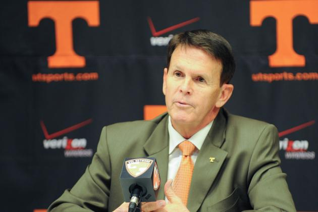 Tennessee's Dave Hart Must Do More Than Win Press Conference with Coaching Hire