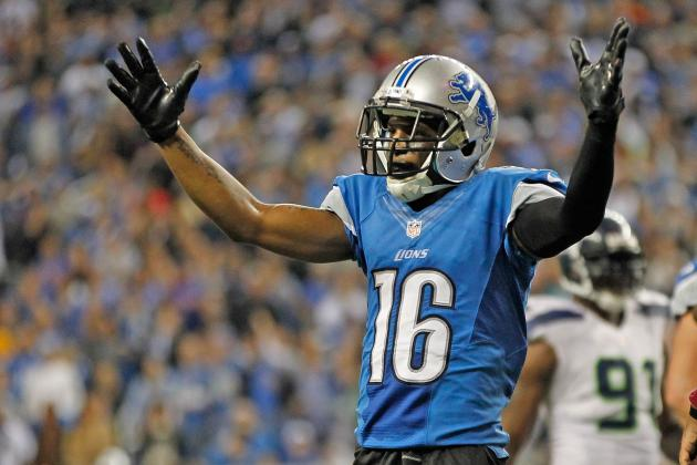 Titus Young Inactive for 2nd Straight Week
