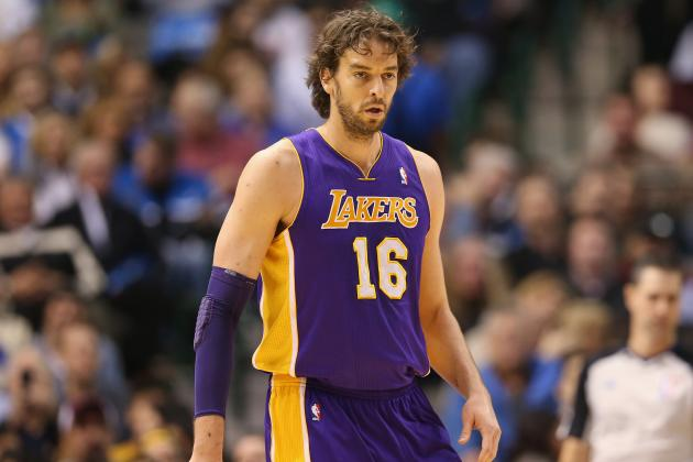 NBA Rumors: Pau Gasol and Latest Buzz Across the League
