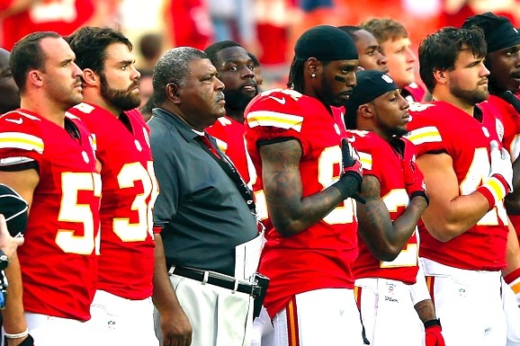 Panthers vs. Chiefs Reportedly Will Open with Moment of Silence
