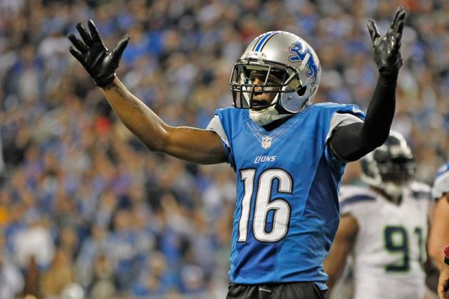 Titus Young Inactive for Second Consecutive Week