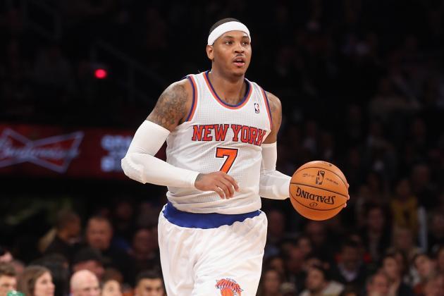 NBA Gamecast: Suns vs. Knicks