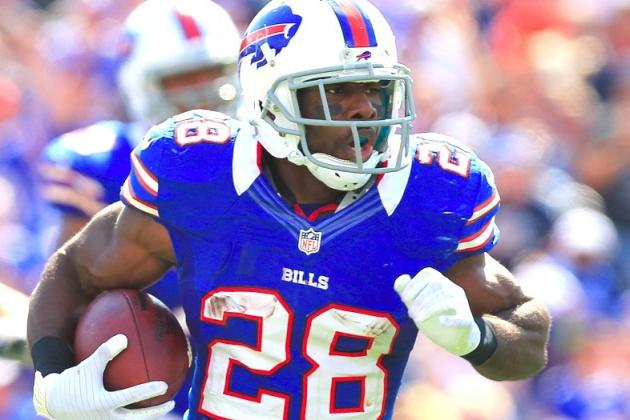 Jacksonville Jaguars vs. Buffalo Bills: Live Score, Highlights and Analysis