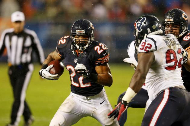 Matt Forte: Fantasy Expectations for Bears RB vs. Seahawks