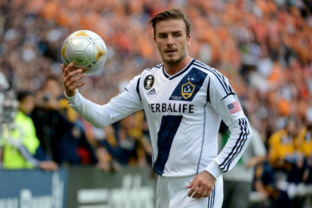 David Beckham's Time Spent in Los Angeles Must Be Seen as a Success