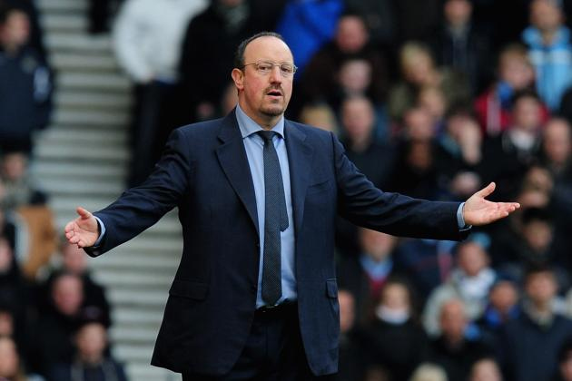 Rafa Benitez Casts Doubt over Seeing Chelsea Through Till Season's End