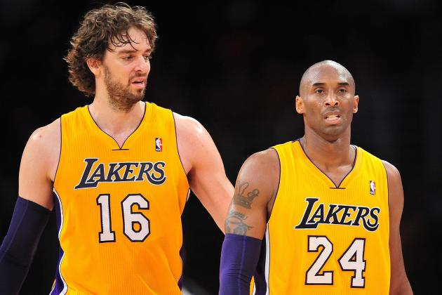 Lakers Rumors: LA Smart to Reportedly Deny Interest in Trading Pau Gasol
