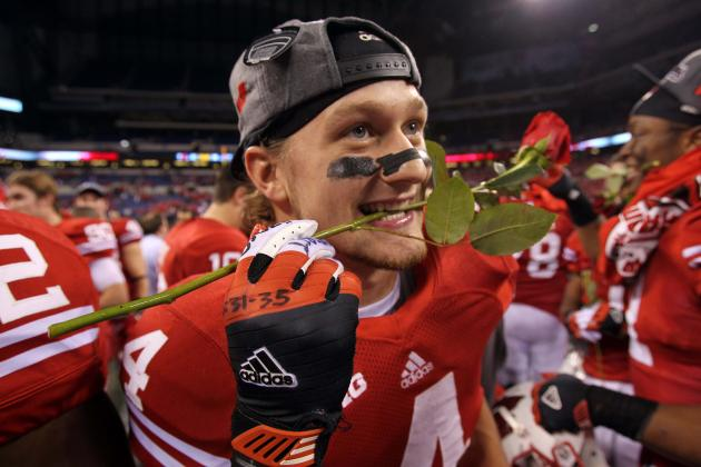 Badgers' Jared Abbrederis Talks Big Ten Title