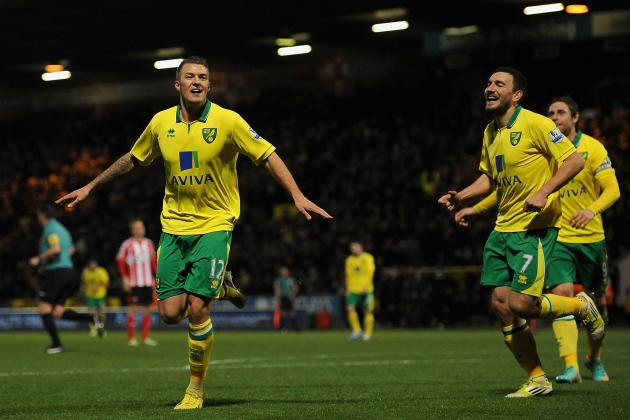 Canaries Flying-High After Bassong and Pilkington See off Black Cats