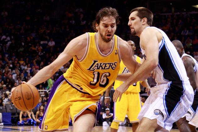 Lakers Trade Rumors: Latest on Pau Gasol, Ryan Anderson and More LA Buzz
