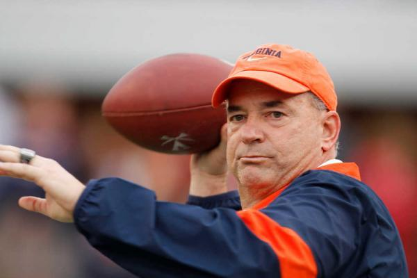 Virginia Announces Firing of 4 Coaches