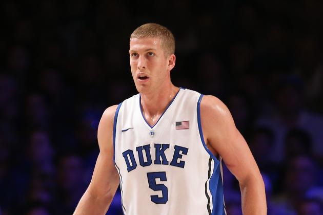 Why Duke's Mason Plumlee Has Passed Indiana's Cody Zeller as POY Favorite