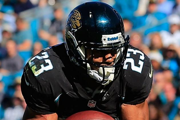 Rashad Jennings Injury: Updates on Jaguars RB's Concussion