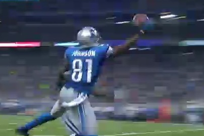 Megatron Makes One-Handed Grab
