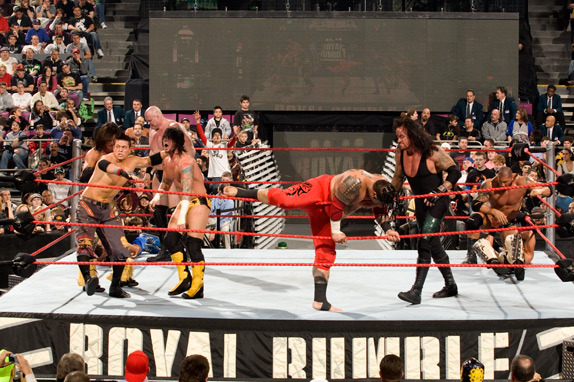 WWE Should Start Its Preparations for the Royal Rumble Now