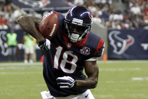 Lestar Jean: Updated Fantasy Outlook and Analysis for Texans WR