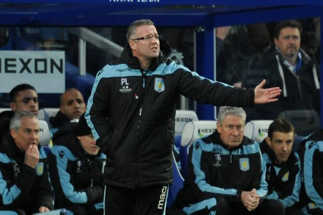 Aston Villa: Analysing Paul Lambert's 3-Man Defensive System Against QPR