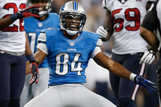 What Does Ryan Broyles' Injury Mean for Detroit Lions, Fantasy Owners?