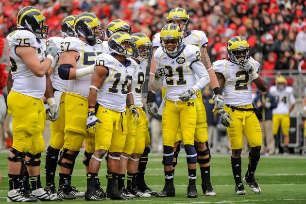 Michigan Heading to Outback Bowl