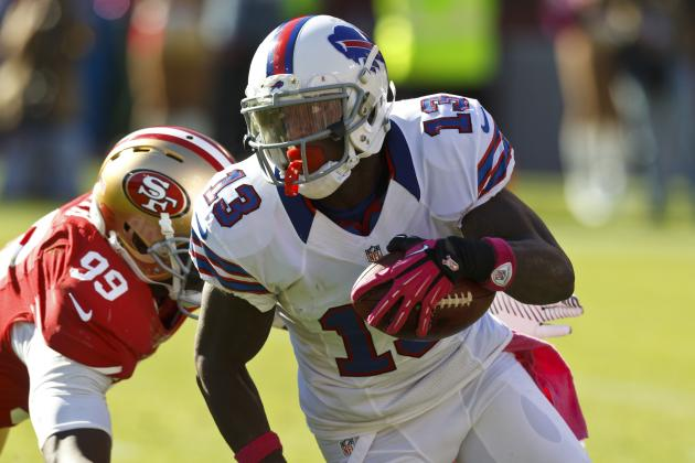 Stevie Johnson Injury: Updates on Bills WR's Hamstring