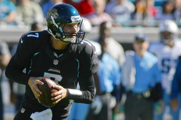Why the Jaguars Can't Hitch Their Wagon to Chad Henne