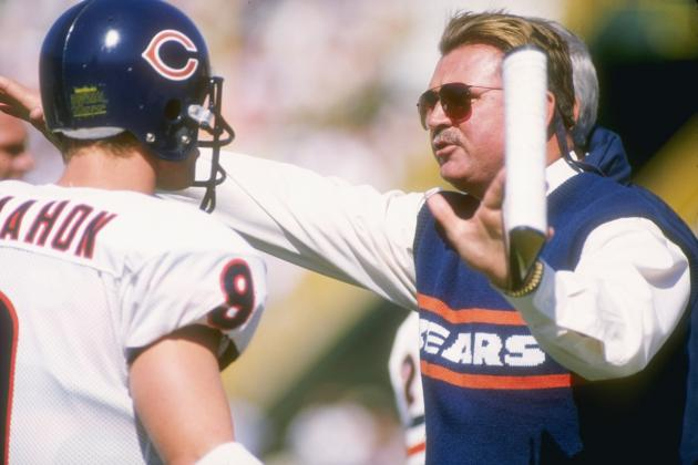 NFL's Most Prolific Head-Coach Maker: Former Chicago Bears Coach Mike Ditka