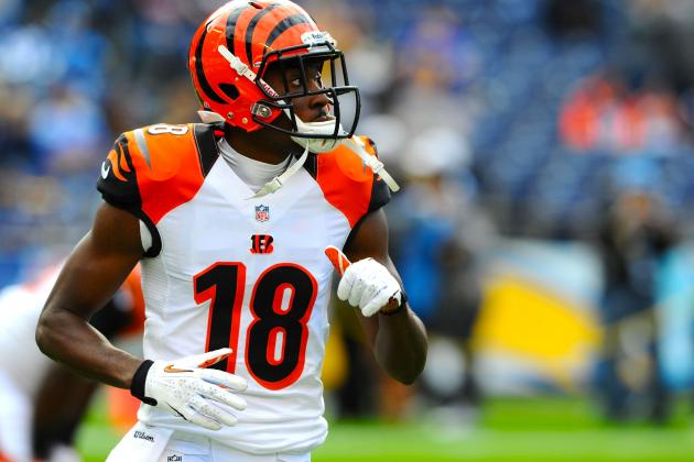 Cincinnati Bengals vs. San Diego Chargers: Live Score, Highlights and Analysis
