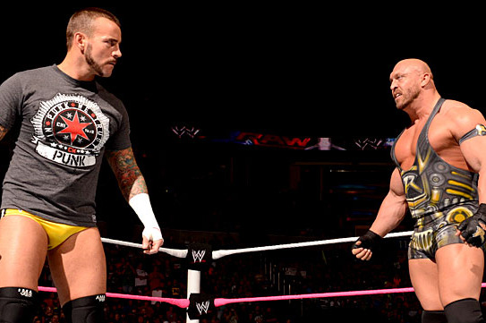 WWE TLC 2012: Is CM Punk vs Ryback the Right Choice for the TLC Match?