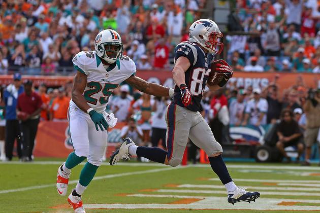 Patriots 23, Dolphins 16