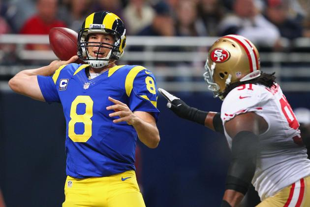 49ers vs. Rams: Twitter Reaction, Postgame Recap and Analysis