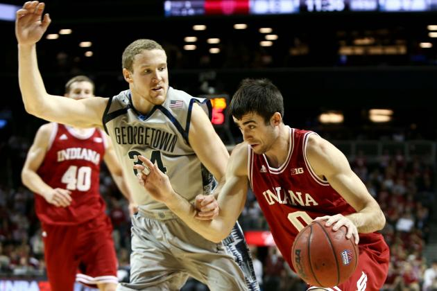 Indiana Basketball: Why Will Sheehey Is the Best Sixth Man in Big Ten