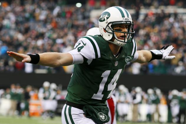 Starting QB Odds for New York Jets for Remainder of 2012 Season