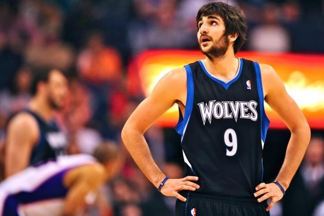Ricky Rubio Returns to Practice, Ready to Dazzle NBA Again