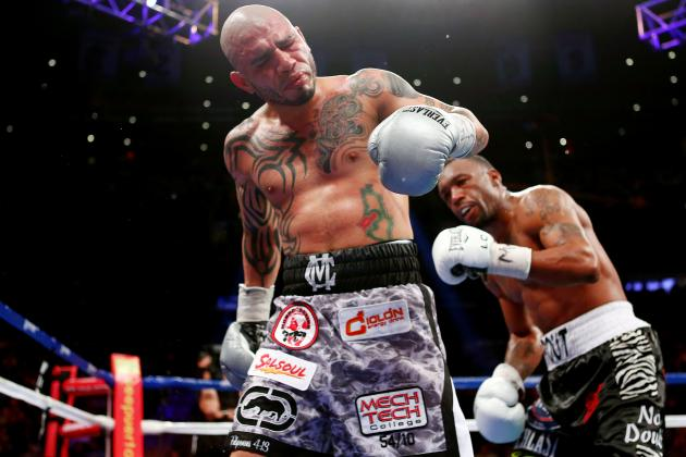 Cotto vs. Trout: Letdown Proves Junito Should've Fought Manny Pacquiao