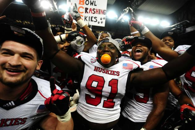 Northern Illinois Will Play Florida State in Orange Bowl