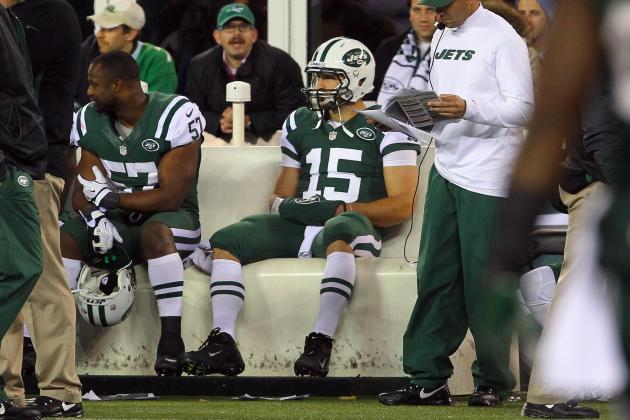 Tim Tebow: Best Trade Destinations for Jets' Misused Backup Quarterback