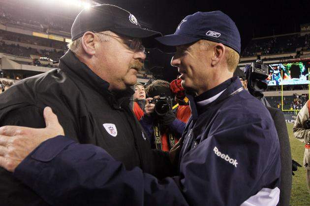 Andy Reid Could Be Dallas Cowboys' Next Head Coach, Source Says