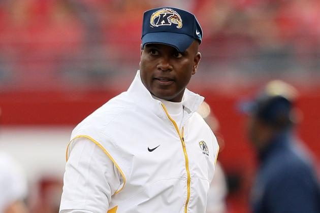 Cal Reportedly Talking with Kent State Football Coach Darrell Hazell